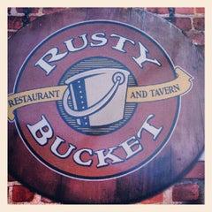 Photo taken at Rusty Bucket by Randy B. on 5/20/2012