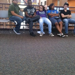 Photo taken at Tarrant County College (Southeast Campus) by Brittney N. on 6/23/2011