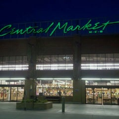 Photo taken at Central Market by Brian S. on 8/29/2011