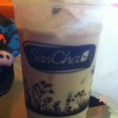 Photo taken at Sencha by Crystel S. on 8/23/2012