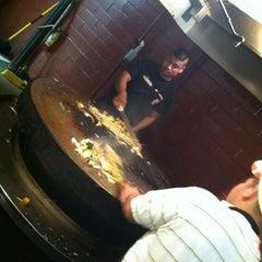 Photo taken at Mongolian Grill San Jacinto by Jacob A. on 3/11/2012