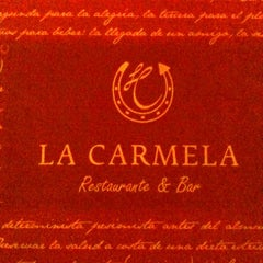 Photo taken at La Carmela by Cassiano M. on 3/4/2012