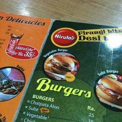 Photo taken at Nirula's by madhav m. on 1/5/2012
