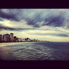 Photo taken at Alto Leblon by Monica M. on 6/23/2012
