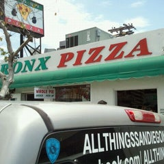 Photo taken at Bronx Pizza by Kent G. on 7/3/2011