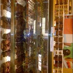 Photo taken at Rocky Mountain Chocolate Factory by Jordan K. on 8/6/2011