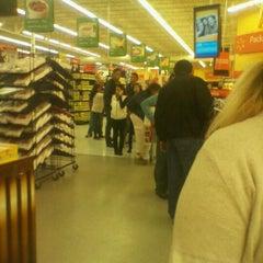 Photo taken at Walmart Supercenter by Laura M. on 11/25/2011