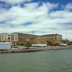 Photo taken at San Quentin State Prison by Ina F. on 7/1/2012