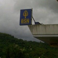 Photo taken at BSN Ranau by Kamal I. on 12/4/2011