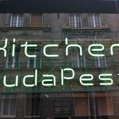 Photo taken at Kitchen Budapest by Zsolt W. on 3/19/2011