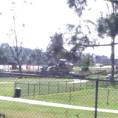 Photo taken at Silver Wing Park & Recreation Center by Scott D. on 4/9/2012