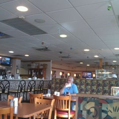 Photo taken at Flashback Diner & Coffeehouse by Courtney P. on 11/8/2011