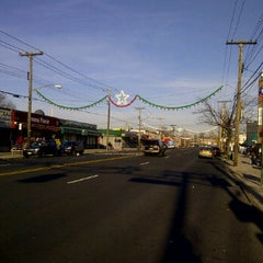 Photo taken at Bx40/42 E. Tremont Ave/ Randall Ave by Sheree J. on 11/25/2011