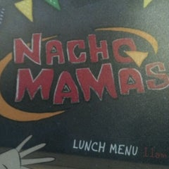 Photo taken at Nacho Mama's Mexican Grill by Chelley Chelley on 12/10/2011