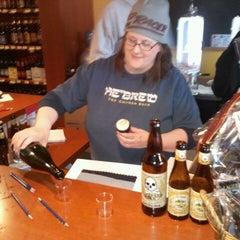 Photo taken at 99 Bottles by Washington Beer Blog on 1/21/2012
