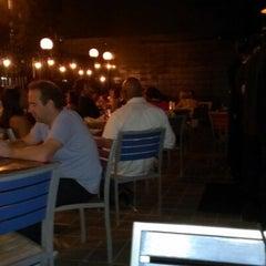 Photo taken at Dos Caminos by Daniil P. on 9/8/2012