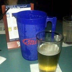 Photo taken at Chill Bar and Grill by Keilon L. on 7/24/2012
