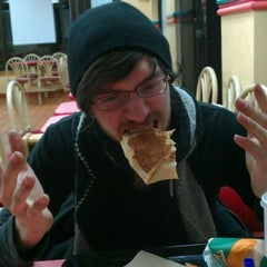 Photo taken at Taco Bell by Rich G. on 1/25/2012
