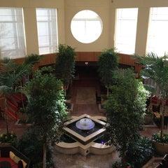 Photo taken at Renaissance Charlotte SouthPark Hotel by Daniel B. on 3/9/2012