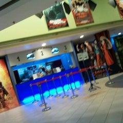 Photo taken at Golden Screen Cinemas (GSC) by Fairuz A. on 11/17/2011