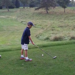 Photo taken at Green Knoll Golf Course by Michael R. on 9/2/2012