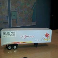 Photo taken at Spirit CDL TRAINING Corporation by Tanya B. on 5/15/2012