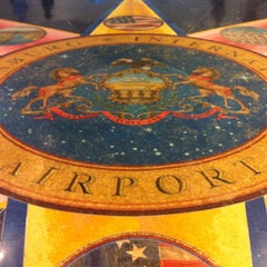Photo taken at Harrisburg International Airport (MDT) by Paige on 7/13/2012