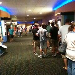 Photo taken at Regal Cinemas Germantown 14 by Teresa H. on 5/5/2012
