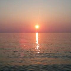 Photo taken at Headlands Beach State Park by Lauren S. on 6/21/2012