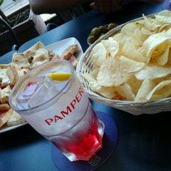 Photo taken at Miramare Wine Bar by Alice S. on 8/25/2012