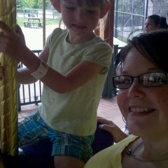 Photo taken at Carousel by Cherie C. on 5/12/2012