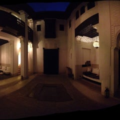 Photo taken at Riad Azzouna 13 by Fara A. on 5/17/2012