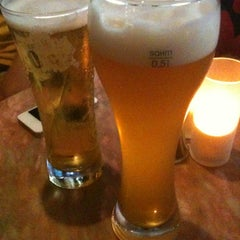 Photo taken at Peak Café & Bar 山頂餐廳酒吧 by Akira M. on 7/15/2012