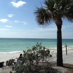 Photo taken at Pass-a-Grille Beach by Suzanne A. on 5/7/2012