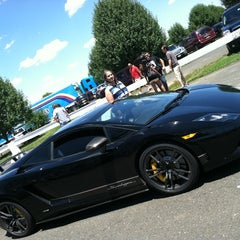 Photo taken at Old Bridge Township Raceway Park by Rose J. on 6/23/2012