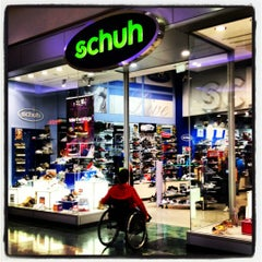 Photo taken at Schuh by Iarla B. on 4/13/2012