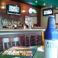 Photo taken at The Greene Turtle by Mark G. on 5/6/2012