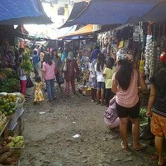 Photo taken at Pasar keramat by Muhammad R. on 5/20/2012