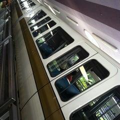 Photo taken at Monorail Gold by Nik K. on 5/3/2012