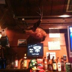 Photo taken at Buckhorn Tavern by Patrick M. on 4/3/2012