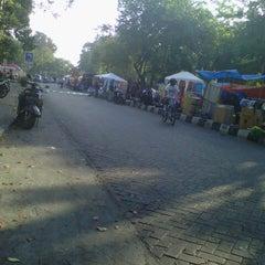 Photo taken at Sunday Morning (SUNMOR) UGM by natalino on 8/26/2012