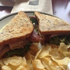 Photo taken at Corner Bakery Cafe by Karen L. on 7/27/2012