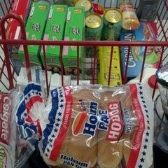 Photo taken at Supermercado Amigo by Felix F. on 7/26/2012
