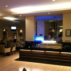 Photo taken at Prada Lounge by Kevin Kook-Hwan M. on 8/29/2012