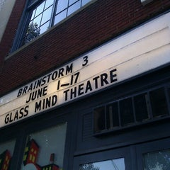 Photo taken at Glass Mind Theatre by Lynn M. on 6/17/2012