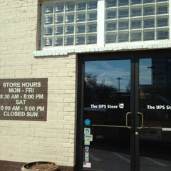 Photo taken at The UPS Store by Rik W. on 2/27/2012