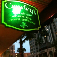 Photo taken at Crowley's Downtown by Sommer G. on 2/26/2012