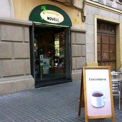 Photo taken at Cafè Novell by Juan Carlos M. on 3/11/2012