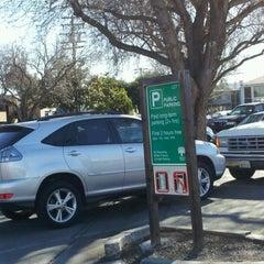 Photo taken at public parking lot 1 by jaslene L. on 3/3/2012