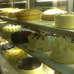 Photo taken at Calea Pastries and Coffee by Stu S. on 9/13/2012